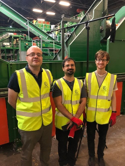 AI startup Greyparrot raises £1.825m in seed funding round to revolutionise recycling with waste recognition software
