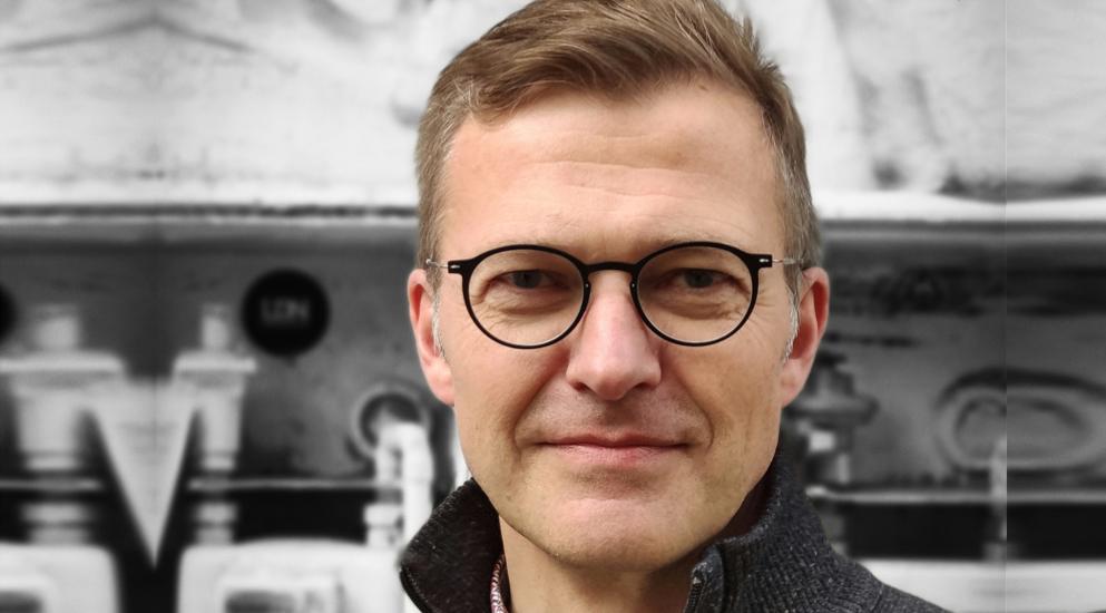 Ex-Royal Mail CTO, Jochen Alt, joins Greyparrot